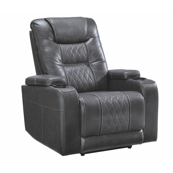 Smitherman Swivel Glider Recliner W001130804