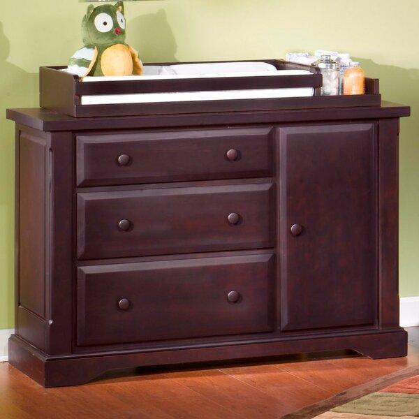 Hawthorne Changing Dresser by Child Craft