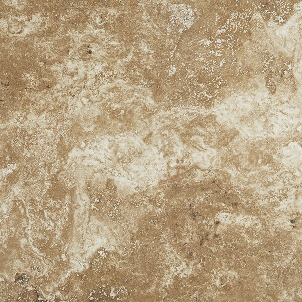 Costa Mesa 12 x 12 Porcelain Field Tile in Cottage Brown by Itona Tile