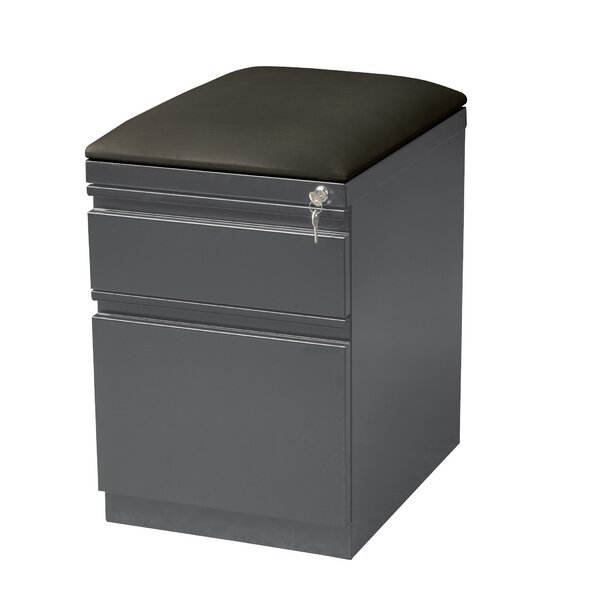2-Drawer Mobile Vertical File by CommClad