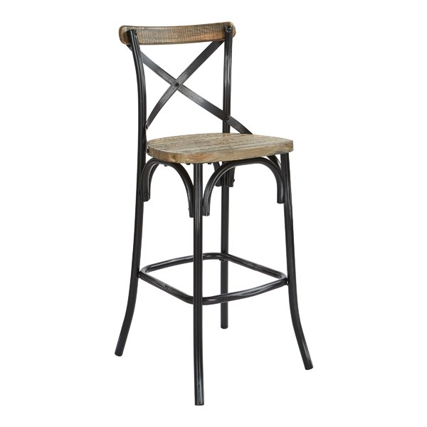Provenzano 30 Bar Stool by Gracie Oaks