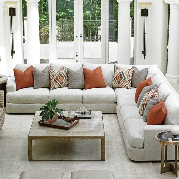 Laurel Canyon Sectional by Lexington