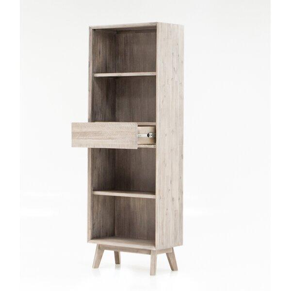 Britton Narrow Standard Bookcase By Union Rustic