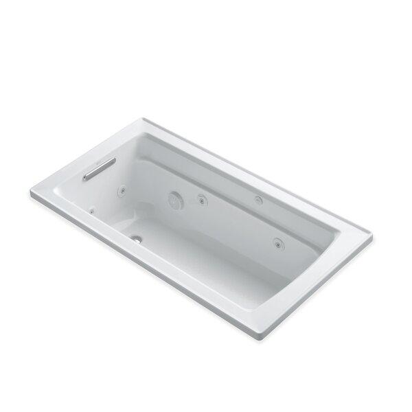 Archer 60 x 32 Whirlpool Bathtub by Kohler