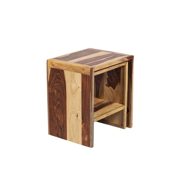 Reaves 2 Piece Nesting Tables by Loon Peak