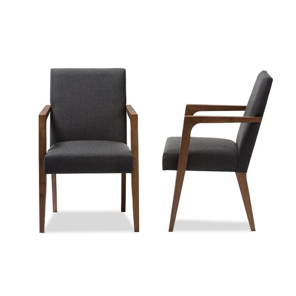 Adley Armchair (Set of 2) by Modern Rustic Interiors
