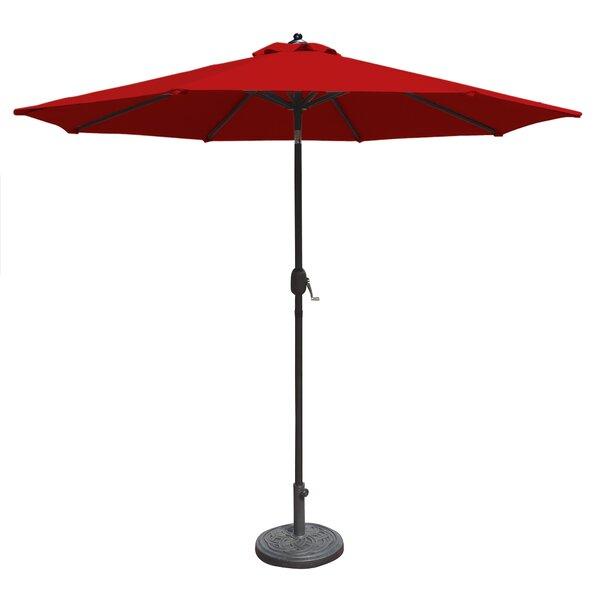 Spector 9' Market Umbrella by Charlton Home