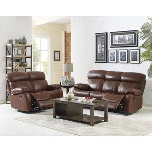 Heyman Reclining Living Room Set by Red Barrel Studio®