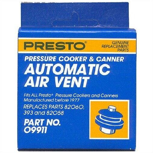 Pressure Cooker Indicator by Presto