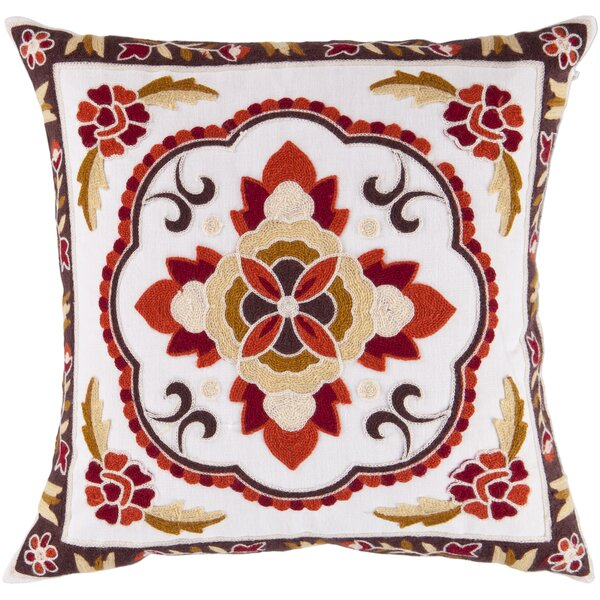 Aubree Throw Pillow Cover by Bloomsbury Market
