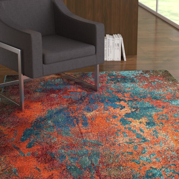 Freeland Atlantic Area Rug by Latitude Run