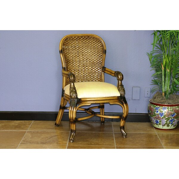 Oakland Upholstered Dining Chair by Bay Isle Home