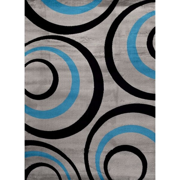 Turquoise Area Rug by Persian-rugs