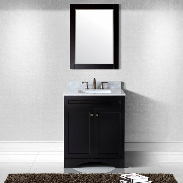 Bob 30 Single Bathroom Vanity Set with Mirror by Willa Arlo Interiors