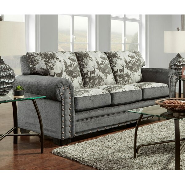 High-quality Lilly Sofa by Millwood Pines by Millwood Pines