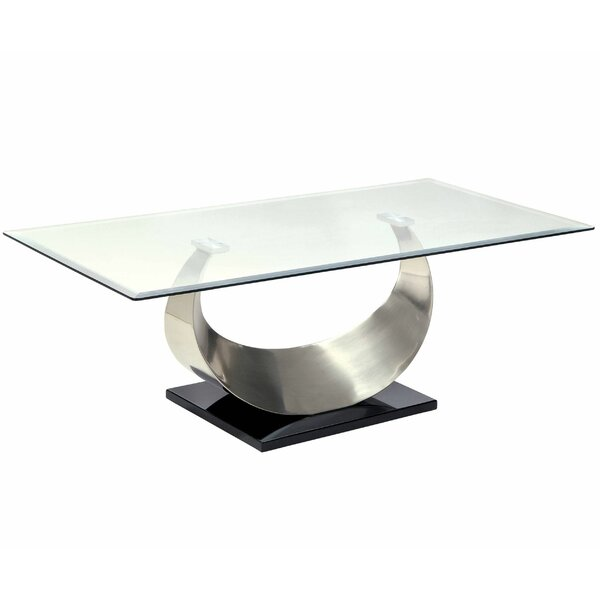 Ludgate Abstract Coffee Table By Orren Ellis