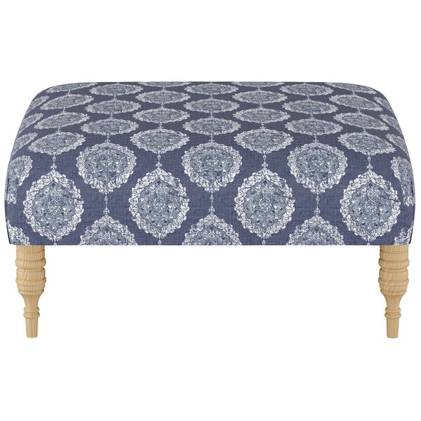 Edmund Tufted Cocktail Ottoman by Ophelia & Co.