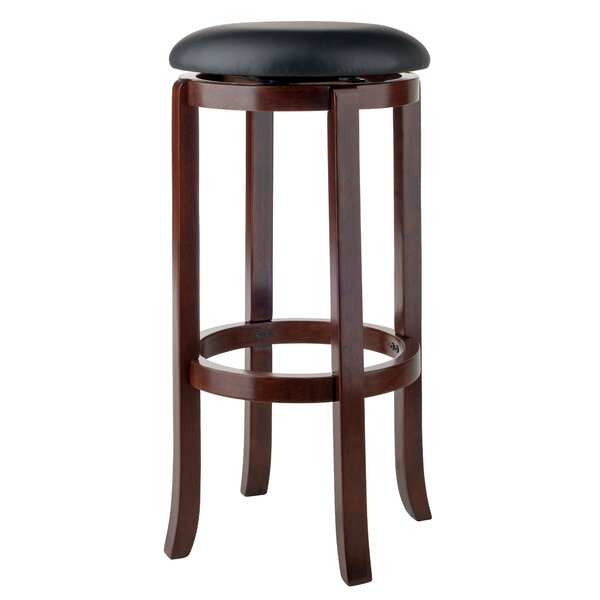Walcott 30.24 Swivel Bar Stool by Winsome