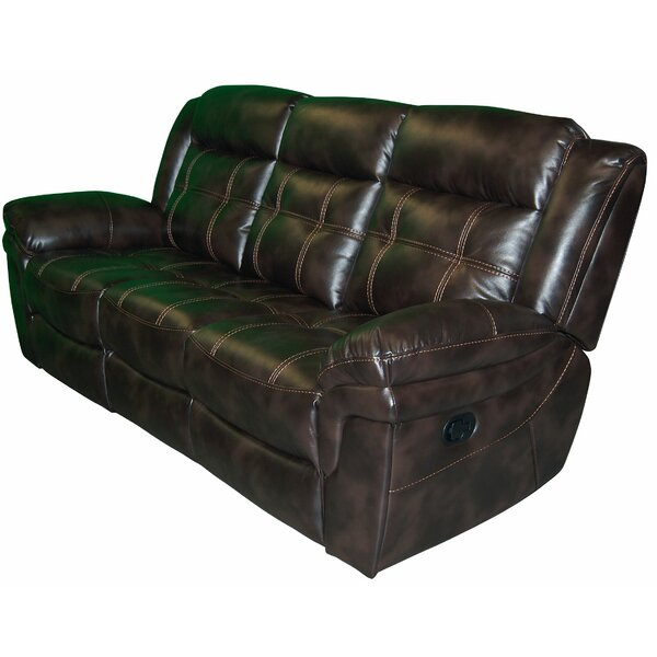Stanley Reclining Sofa by Winston Porter