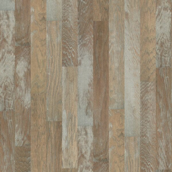 Chic Hickory 4.8 Engineered Hardwood Flooring in Sophisticated by Shaw Floors