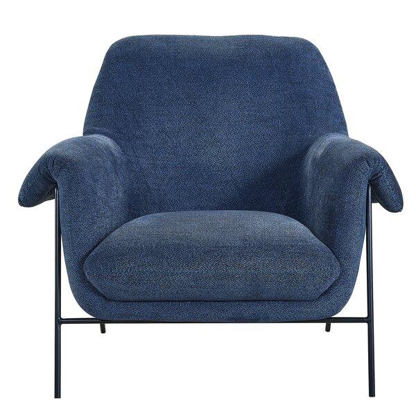 Suellen Contemporary Armchair by Brayden Studio