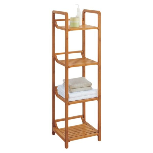 Millbank 12 W x 41.13 H Bathroom Shelf by Andover Mills