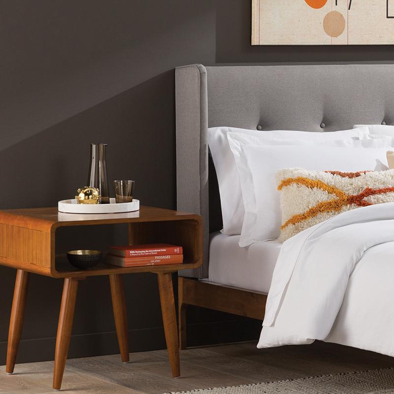 buy popular 0bb7b f55f1 Modern Mid-Century Bedroom | AllModern