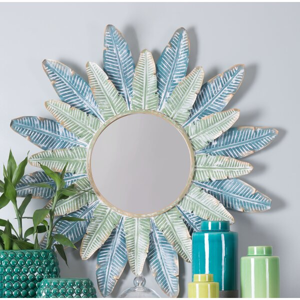 St Annes Park Accent Mirror by Bloomsbury Market
