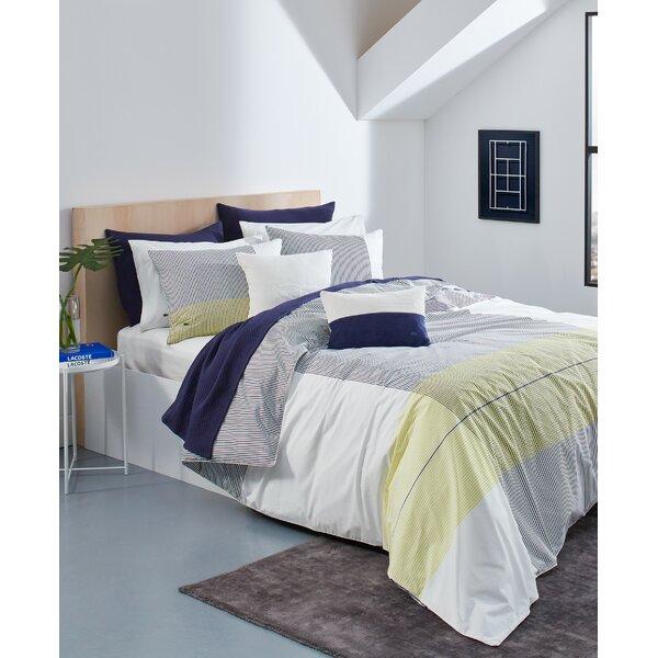 Backspin Reversible Comforter Set