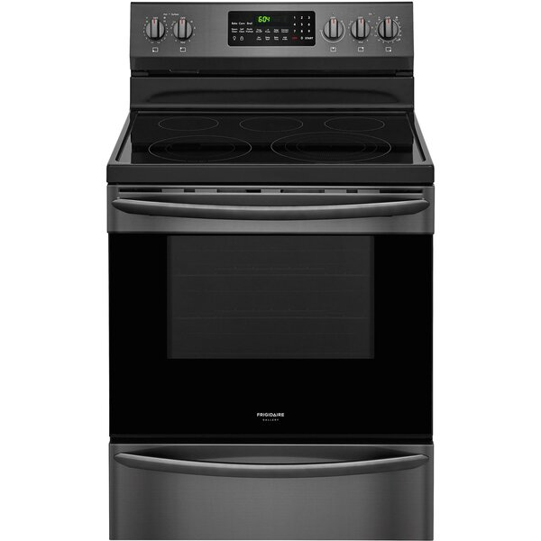 Gallery 5.7 Cu. Ft. 30 Free-standing Electric Range by Frigidaire