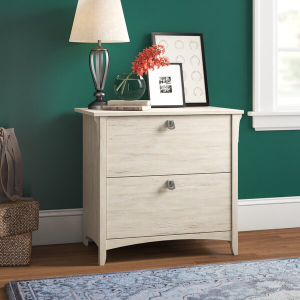 Salina 2-Drawer Lateral Filing Cabinet