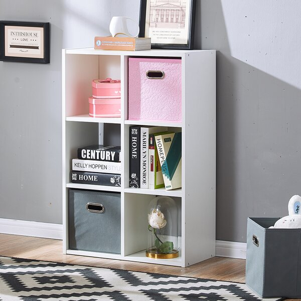 Gunwald Cube Bookcase By Red Barrel Studio