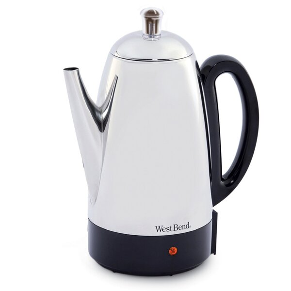 12-Cup Percolator by West Bend