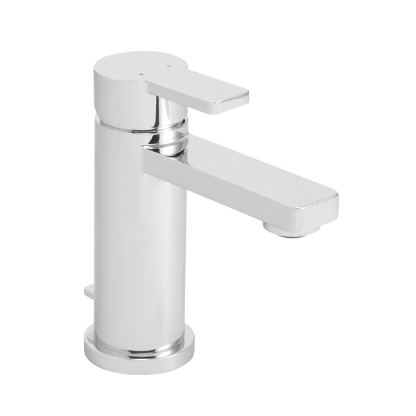 Vector Single Hole Bathroom Faucet With Drain Assembly By Speakman