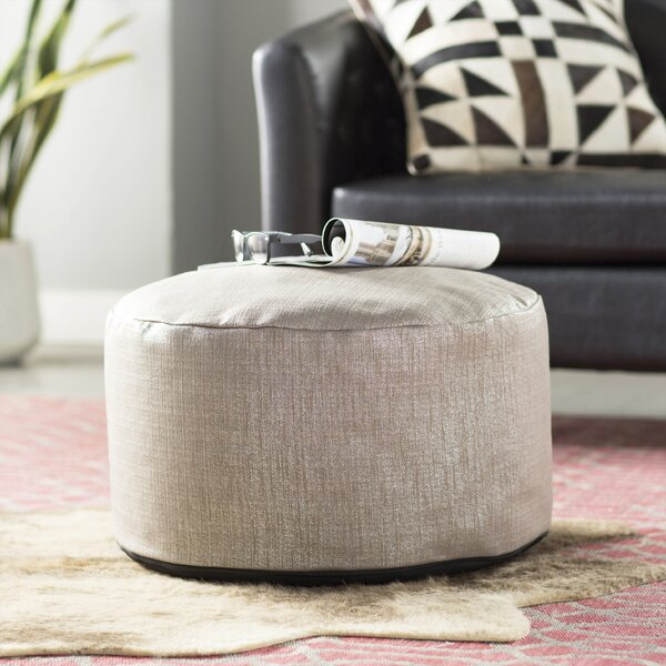 Banton Pouf by Wade Logan
