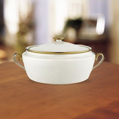 Eternal 22 oz. Covered Vegetable Bowl by Lenox