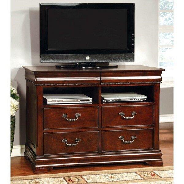 Read Reviews Scuderi 4 Drawer Dresser