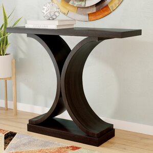 Hubbard Modern Console Table by Ebern Designs
