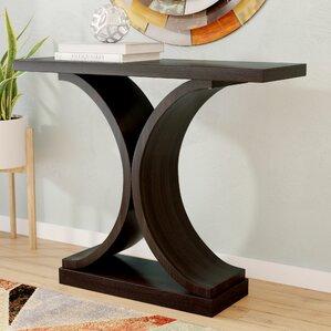 Hubbard Modern Console Table by Ebern Designs