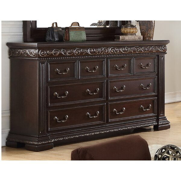 Bannruod 6 Drawer Double Dresser By Astoria Grand by Astoria Grand Savings