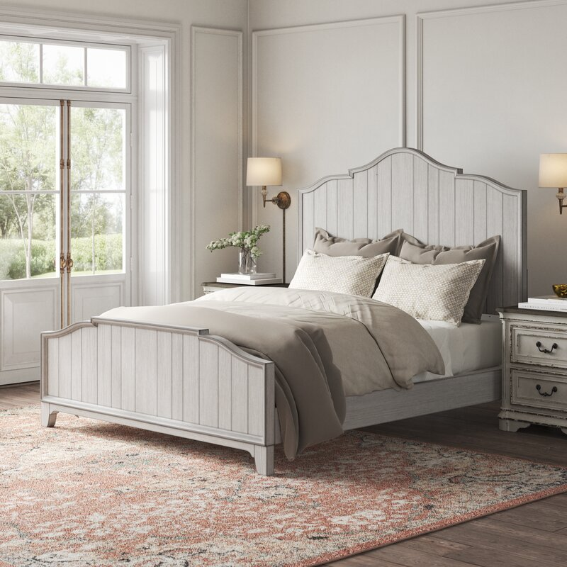 Servier Standard Configurable Bedroom Set - from Kelly Clarkson Home collection - come see more French country decor and furniture goodness on Hello Lovely! #frenchcountry #furniture #bedroomfurniture #kellyclarksonhome