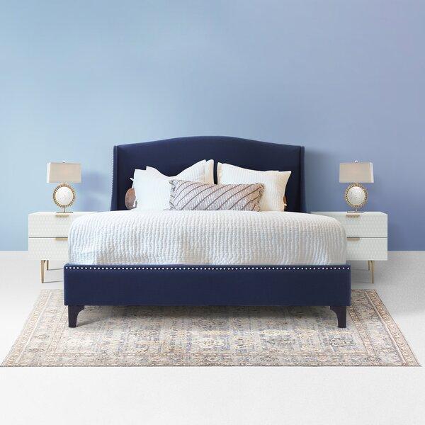 Everly Upholstered Platform Bed by Jennifer Taylor Jennifer Taylor