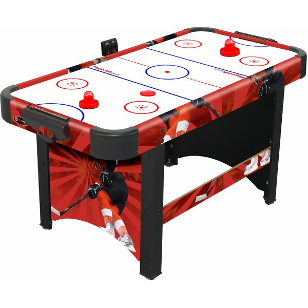60 Sport Shoot Out and Air Hockey Table by Playcraft