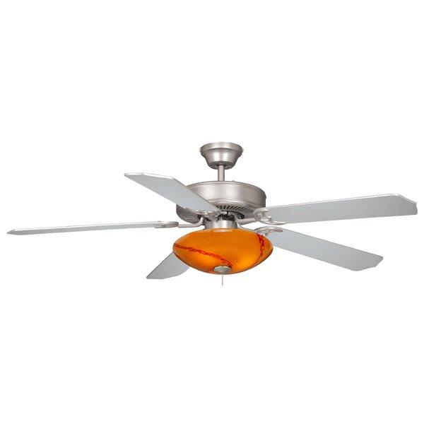 3-Light Bowl Ceiling Fan Light Kit by Ebern Designs