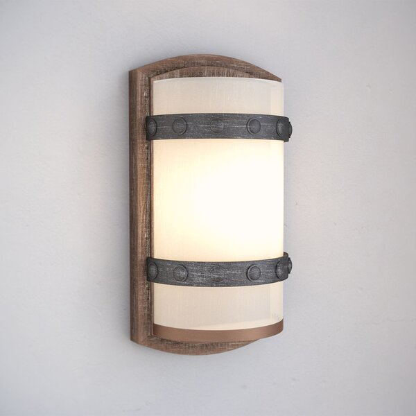 Wilburton 1-Light Wall Sconce by Laurel Foundry Mo