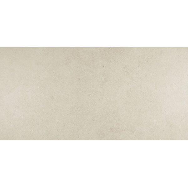 Haut Monde 24 x 48 Porcelain Field Tile in Aristocrat Cream by Daltile