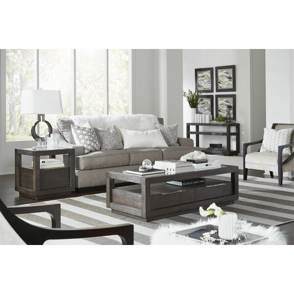 Paralimni 3 Piece Coffee Table Set By Wrought Studio