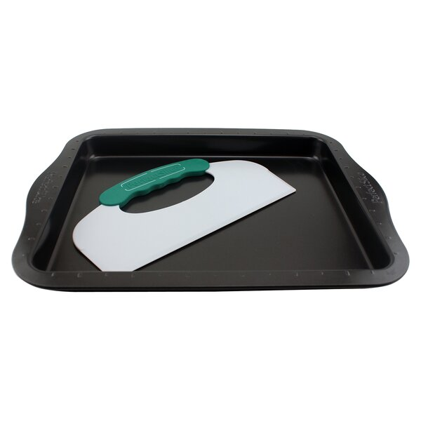 Perfect Slice Cookie Sheet with Slicer by BergHOFF International