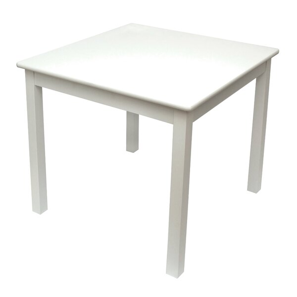 XO Kids Square Writing Table by Lipper International
