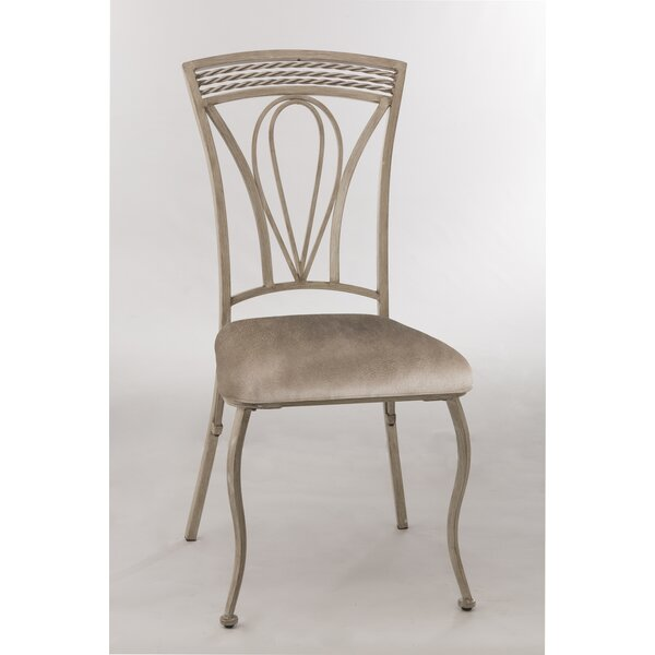 Anton Side Chair (Set of 2) by Fleur De Lis Living